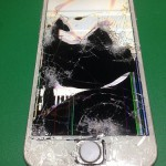 このiPhoneはガラス割れ?液晶割れ?当店の場合は?